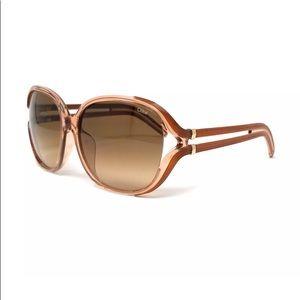 Chloe rose gold sunglasses. NEW